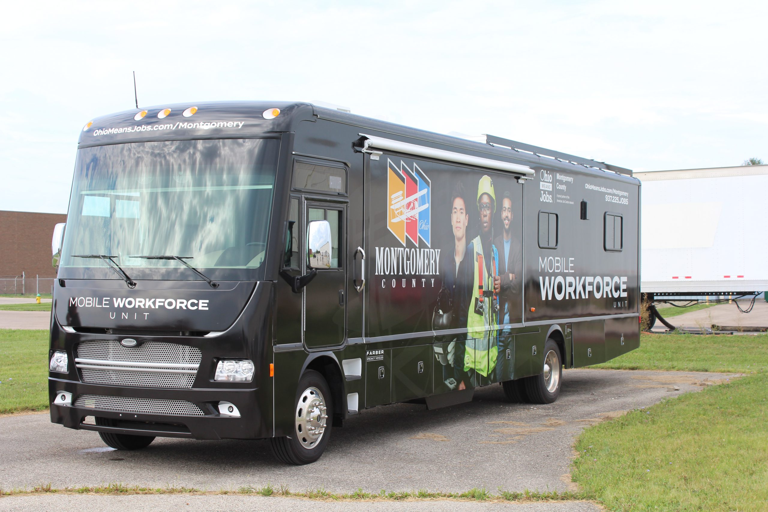 Montgomery County Mobile Workforce Unit