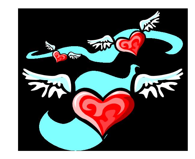Wings of Love logo