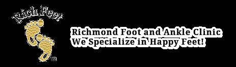 Rich Feet logo