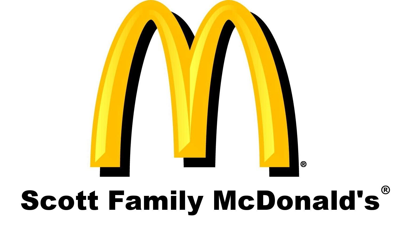 Scott Family McDonalds logo