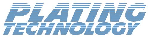 Plating Technology logo